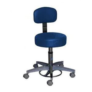 Foot-Operated Exam Stool