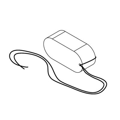 Nasal Packing, 8.0cm x 1.5cm x 2.0 cm, 1 / package - 10 / box, sterile