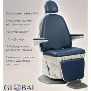 Chaise de traitement Maxi 4000